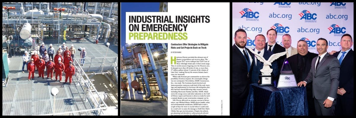 MMR Discusses Hurricane Preparedness in Construction Executive Magazine