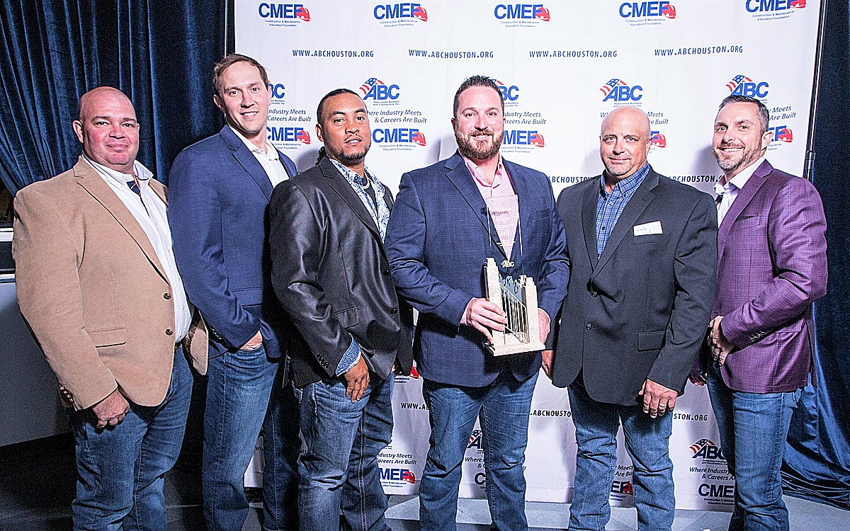 MMR Receives Highest Honors at ABC Greater Houston Chapter Awards of Excellence