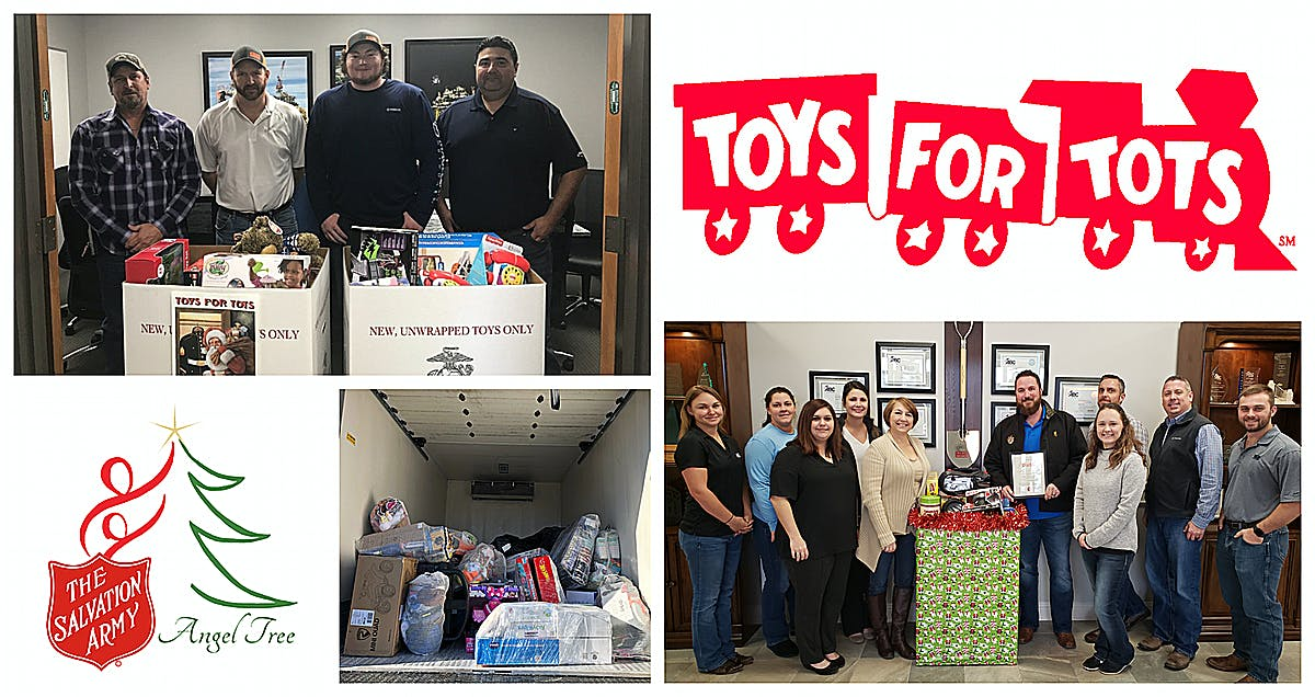 MMR Branch Offices Spread Holiday Cheer