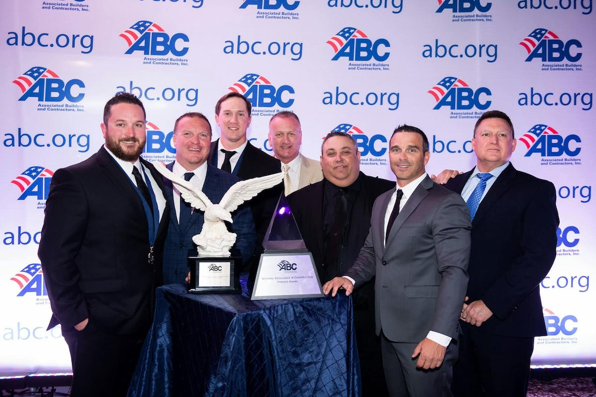 MMR Receives Top Honors at ABC National Excellence in Construction Awards Program